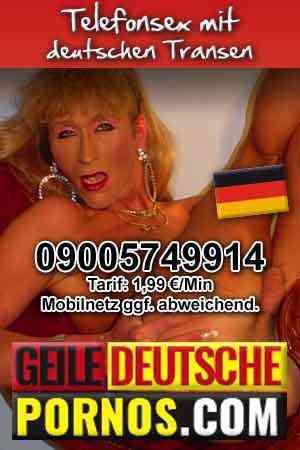 Telefonsex mit deutschen Transen